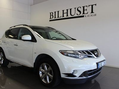 begagnad Nissan Murano 2.5 dCi 4x4 Automat 2011, SUV 94 900 kr