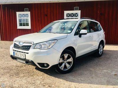 begagnad Subaru Forester 2.0X 150hk AWD/Auto/Välvårdad -14