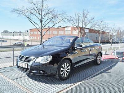 gebraucht VW Eos 2.0 TDI-140hk SportCab Aut