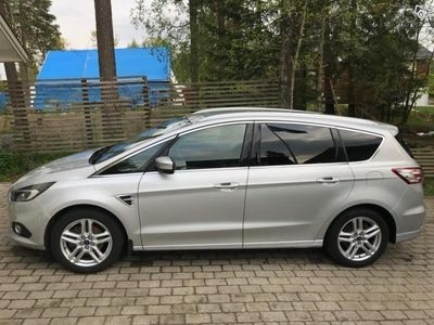 used Ford S-MAX 2.0 TDCI 180 Business A AWD 7-sits -16