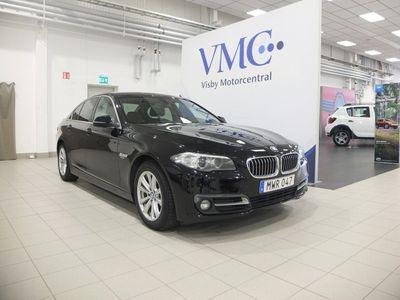 begagnad BMW 520 5L D XDRIVE