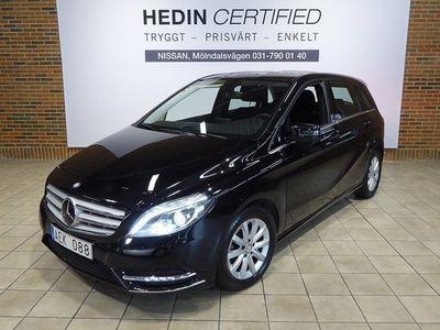 begagnad Mercedes 180 Benz B CDI Automat Aktiv parkeringshjälp 2014, Personbil 149 000 kr