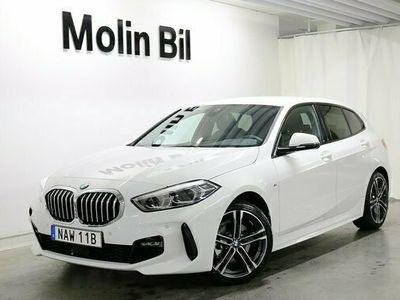 begagnad BMW 118 M-Sport Connected 2021, Halvkombi Pris 352 000 kr