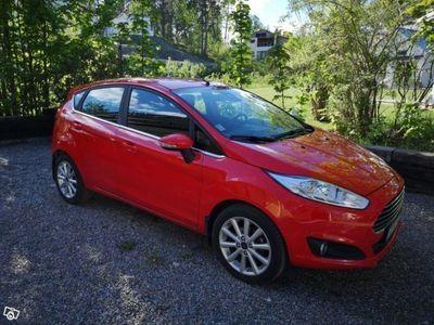 used Ford Fiesta Titanium 2 -15