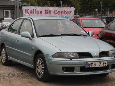 begagnad Mitsubishi Carisma Halvkombi 1.8 122hk