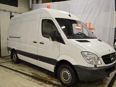 brugt Mercedes Sprinter Benz 316 CDI L2 H2 WEBASTO DRAG VAT 2013, Transportbil 135 000 kr