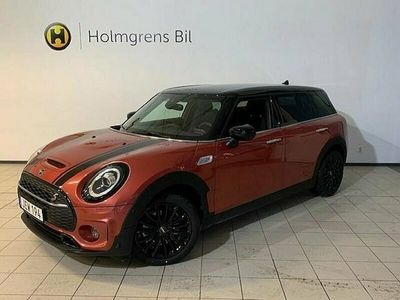 begagnad Mini Cooper S Clubman Automat Eperience
