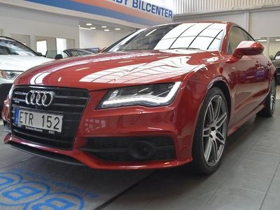 begagnad Audi A7 Sportback 3.0 TDI Q TipTronic S-Line 313hk / Bose
