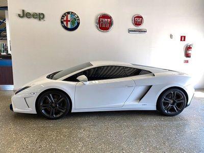 begagnad Lamborghini Gallardo LP560-4 Face Lift Capristo Sportavgassystem