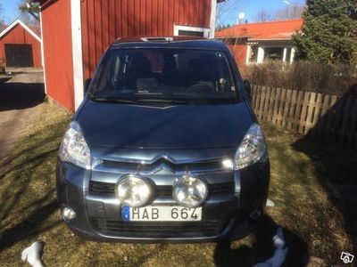 begagnad Citroën Berlingo Family 1.6 HDI (110hk) -11