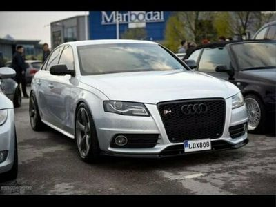 begagnad Audi S4 B8