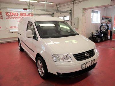 begagnad VW Caddy Maxi 2.0 1ägare NY Kamrem