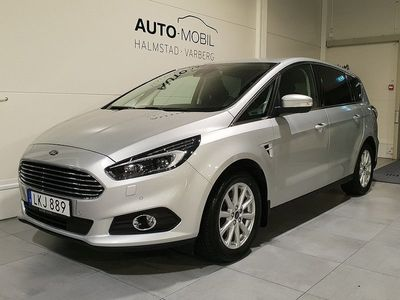 begagnad Ford S-MAX 1.5 EcoBoost 7-sits 160hk