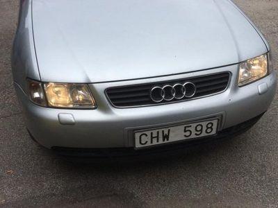 begagnad Audi A3 1,8