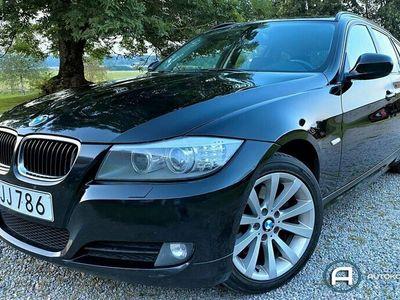 begagnad BMW 318 d T 143hk Xenon Få ägare Fullservad V-hjul 792kr/mån
