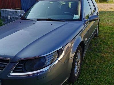 begagnad Saab 9-5 SportCombi 2.0 T Linear
