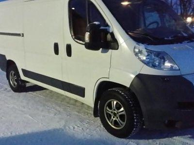 begagnad Peugeot Boxer 2.2 HDI Skåp (120hk) -10