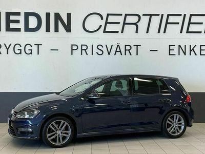 begagnad VW Golf 1.4 TSI (140hk) R - LINE / ADAPTIV FARTHÅLLARE