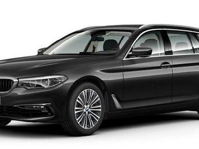 gebraucht BMW 520 d xDrive Touring Sport Line Connected Winter *Inkl nya v-hju