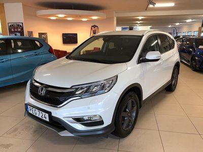 begagnad Honda CR-V 2,0 Elegance+ 2WD 4600 mil S+V-hjul