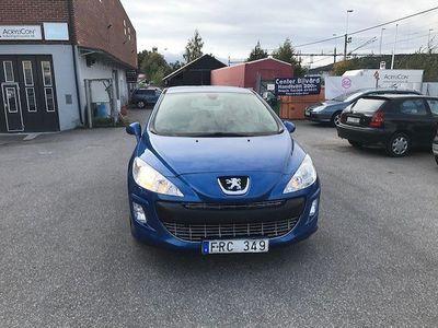 used Peugeot 308 5-dörrar 1.6 HDi FAP 109hk- NY be -10