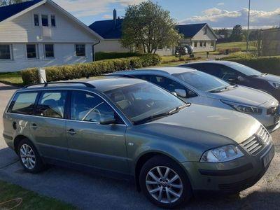begagnad VW Passat Variant 1.8 (Reservdelsbil)