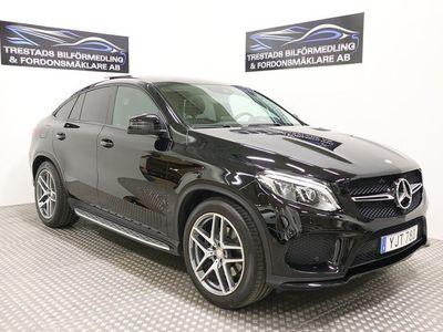 usata Mercedes GLE350 D 4M AMG 258HK 4688kr/mån
