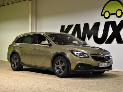 begagnad Opel Insignia Country Tourer 2.0 CDTI 4x4 Automatisk, 170hk, 2016
