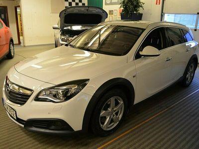 begagnad Opel Insignia Country Tourer Sports CDTi 4x4 Aut 170HK Panorama Nav