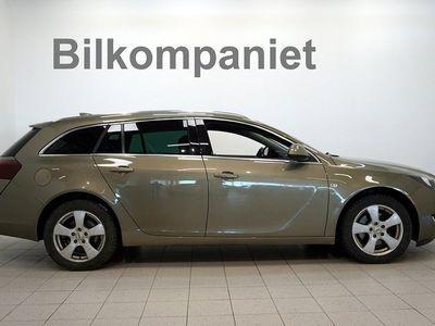 begagnad Opel Insignia Business 170hk 4x4 Automat