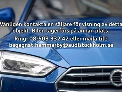 begagnad Audi A3 Sportback 1.4 TFSI 150HK S-Tr Sport