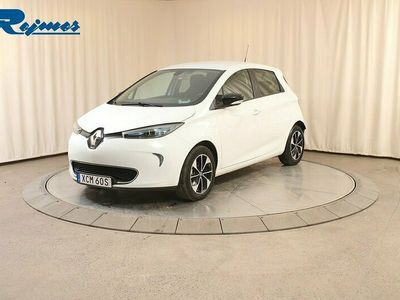 begagnad Renault Zoe R110 41 kWh Intens batterihyra