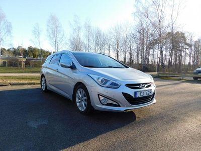 begagnad Hyundai i40 cw 2.0 navi