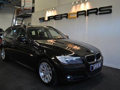 begagnad BMW 318 d Touring Comfort Svensksåld 143hk