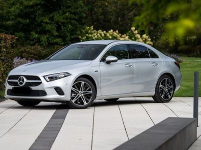 begagnad Mercedes A250 e Sedan SE Edition Privatleasing