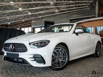 begagnad Mercedes E200 E Benz4MATIC Cab AMG Line 2020, Cab 656 150 kr