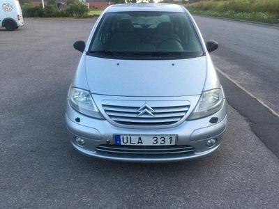 begagnad Citroën C3 Ny bes, ny skatt.