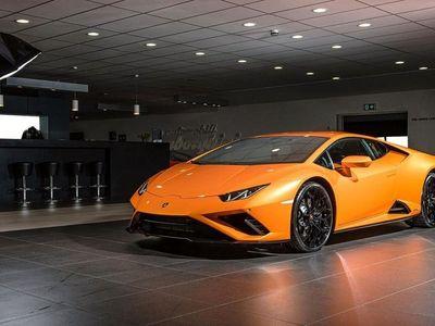 begagnad Lamborghini Huracán Evo RWD DCT Euro 6 610hk