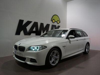 begagnad BMW 520 d xDrive Touring Steptronic, 190hk,