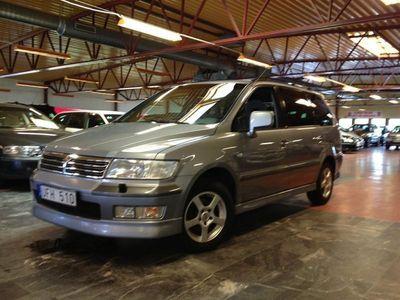 begagnad Mitsubishi Space Wagon 2.4 GDI / 6-sits / 0 29.900 kr