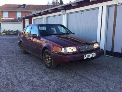 begagnad Volvo 460 lågmil skattad och besiktad -95