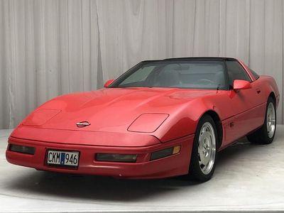 begagnad Chevrolet Corvette 5.7 V8 Targa