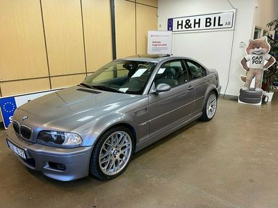 begagnad BMW M3 CS - Competition Package
