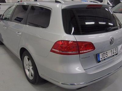 begagnad VW Passat 2.0 TDI Masters BMT 140hk
