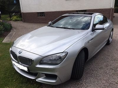 used BMW 650 i xDrive Coupé M-Sport