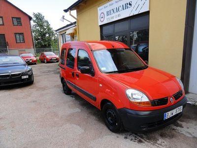 begagnad Renault Kangoo Express 1.5 dCi 65hk Bes -07