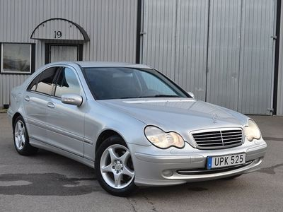 begagnad Mercedes C240 4MATIC Automat 170hk