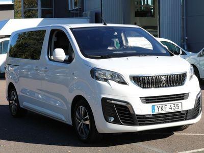 brugt Peugeot Traveller Buisness L2 180 AUT/NAV