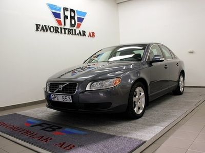 used Volvo S80 2.4D Automat, 163hk -08