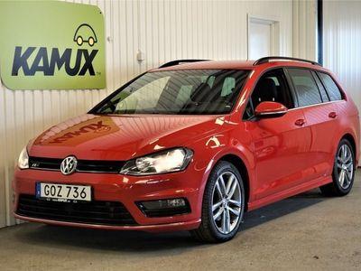 begagnad VW Golf VII 2.0 TDI BMT SC R-Line (150hk)
